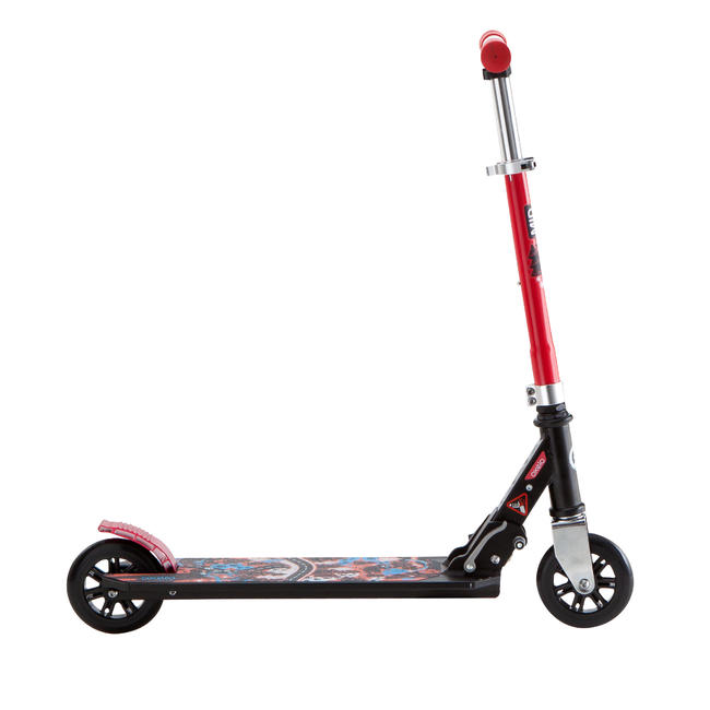 KIDS SCOOTER MID 1 RED