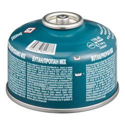 Gaspatroon met schroefaansluiting 100 gram voor brander V3