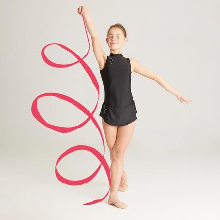4 m Rhythmic Gymnastics (RG) Ribbon - Coral