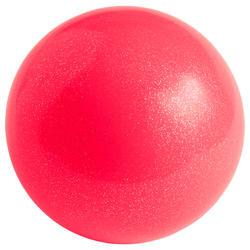 Gymnastikball RSG 165 mm koralle glitzern