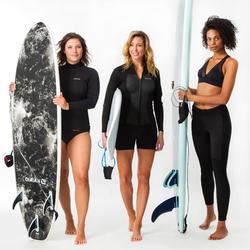 CULOTTE DE SURF BRESILIENNE FEMME SANA NOIRE