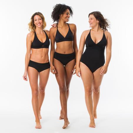Women's shorty with drawstring VANINA BLACK