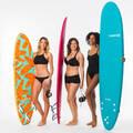 DÁMSKÉ SURFAŘSKÉ PLAVKY PRO POKROČILÉ Surfing a bodyboard - SPODNÍ DÍL PLAVEK VAIANA OLAIAN - Plavky a trička s UV ochranou