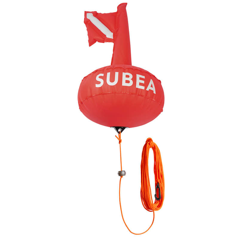 SPEARFISHER ACCESSORIES Spearfishing - Marking Buoy SPF 100 SUBEA - Spearfishing