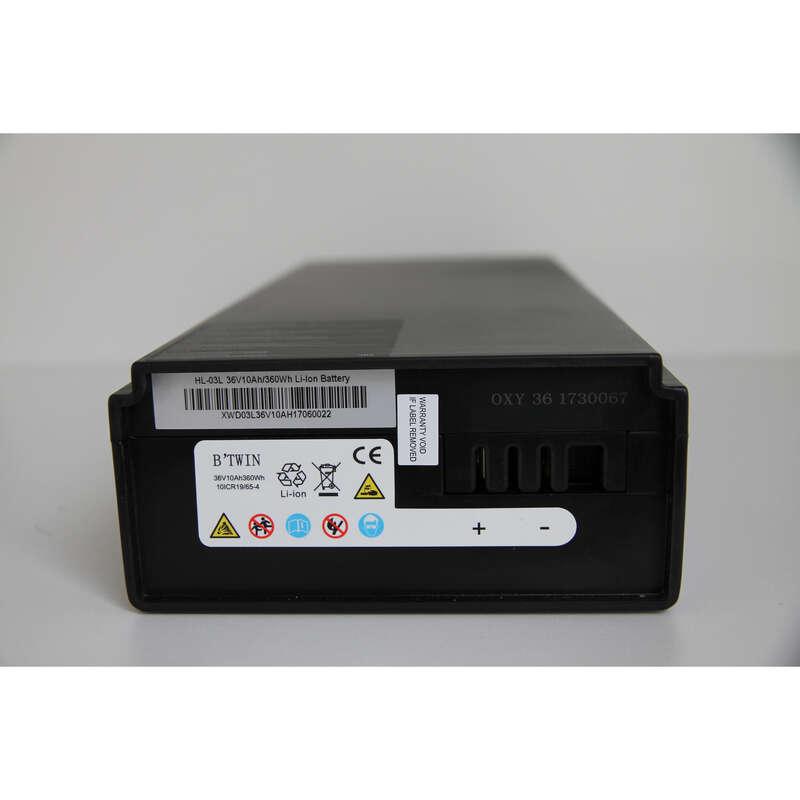 ELEKTRONIK CITY Verkstad - Cykel - Batteri 36 v 10 ah bebike 9 BTWIN - Verkstad