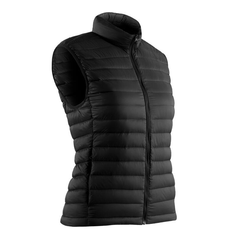 Bodywarmer voor golf dames MW500 zwart