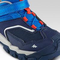 Crossrock Low-Top Velcro Mountain Hiking Shoes - Kids