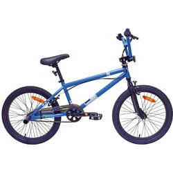 "Bicicleta BMX 20"" Freestyle Azul"