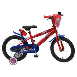 Bicicleta SPIDERMAN 16 polegadas dos 4 aos 6 anos (1,05 m a 1,20 m)