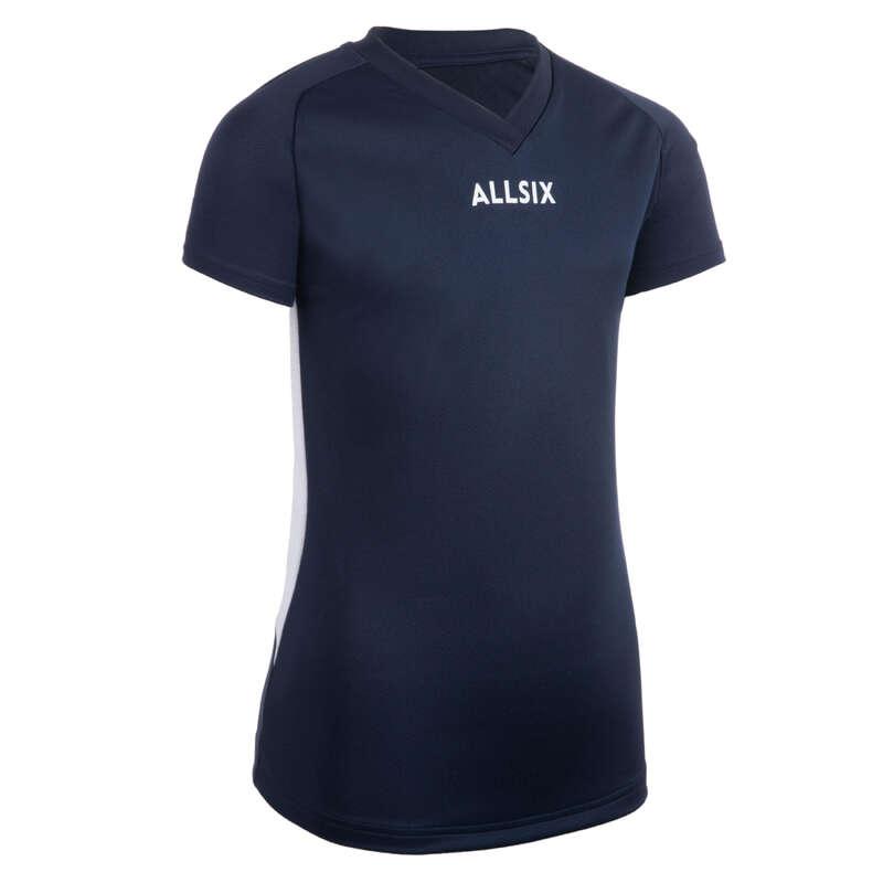 Röplabda ruházat Felsőruházat - Gyerek röplabda mez V100 ALLSIX - Felsőruházat