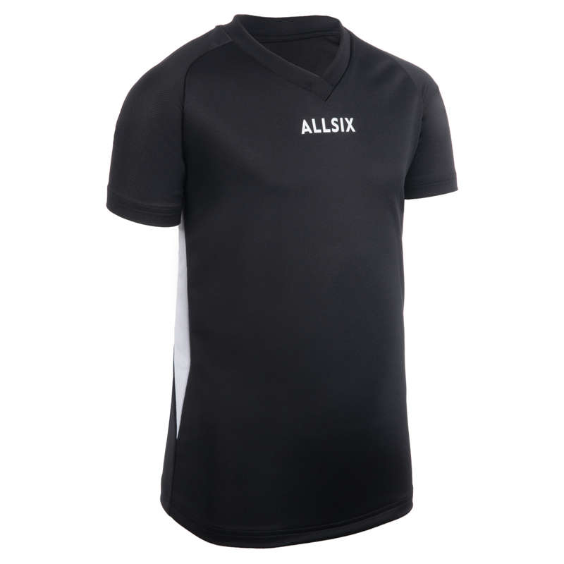 Röplabda ruházat Felsőruházat - Fiú röplabda mez V100 ALLSIX - Felsőruházat