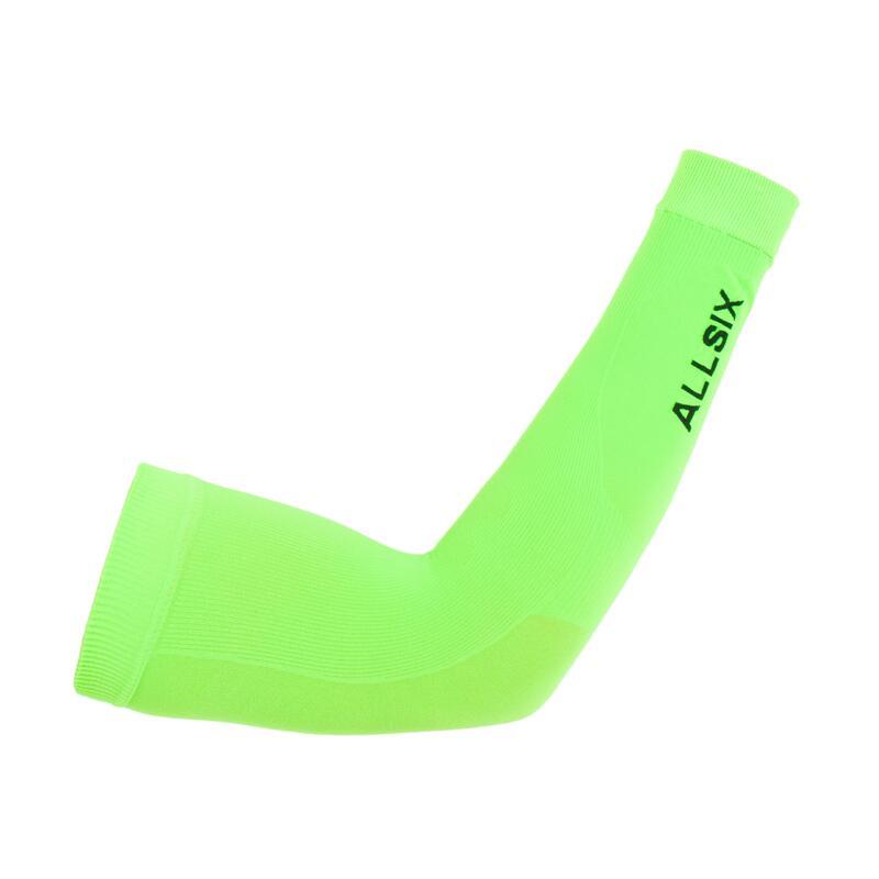 Rękawki siatkarskie Allsix VAP500 zielone