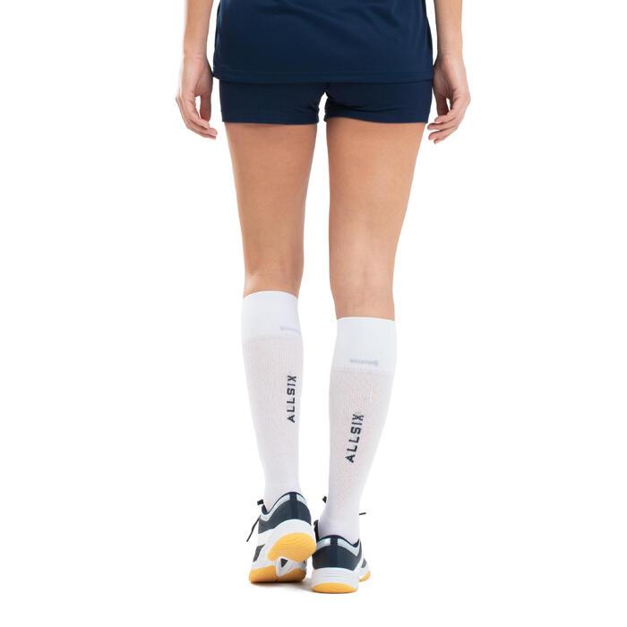 Volleybalbroekje dames V100 marineblauw