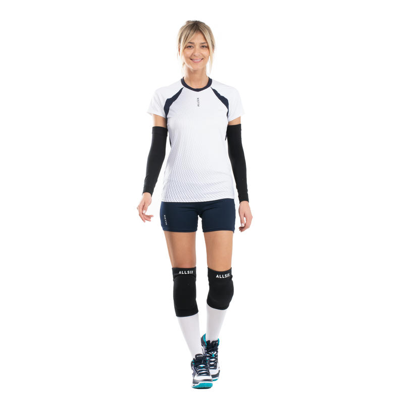 Volleyball Knee Pads VKP500 - Black