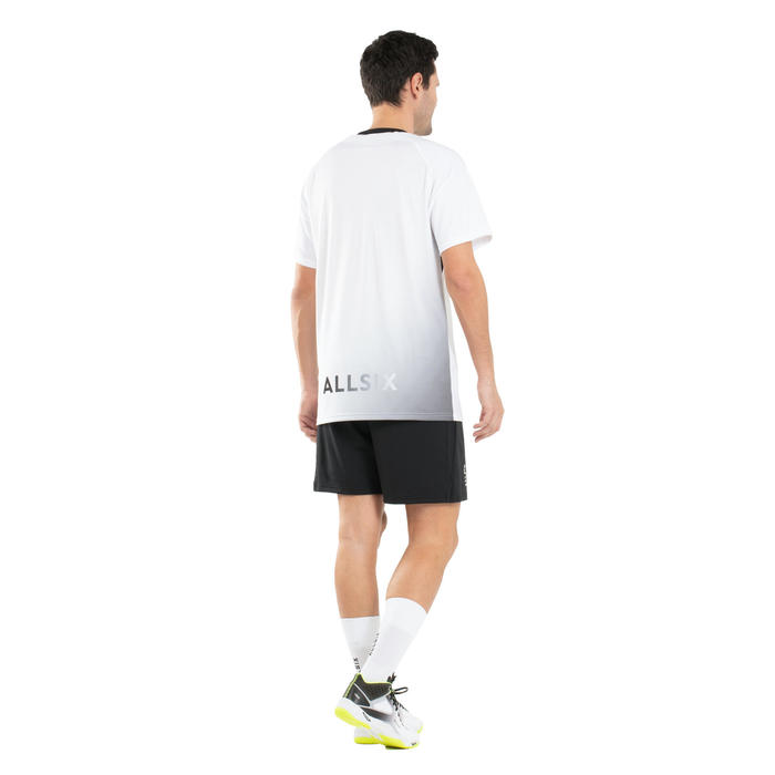 Maillot de volley-ball VTS500 homme blanc