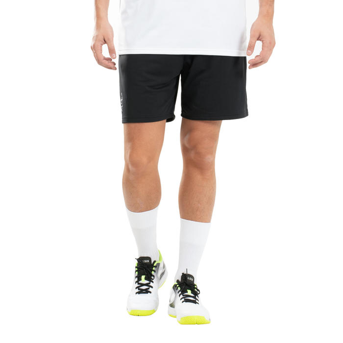 Volleybalshort heren VSH500 zwart