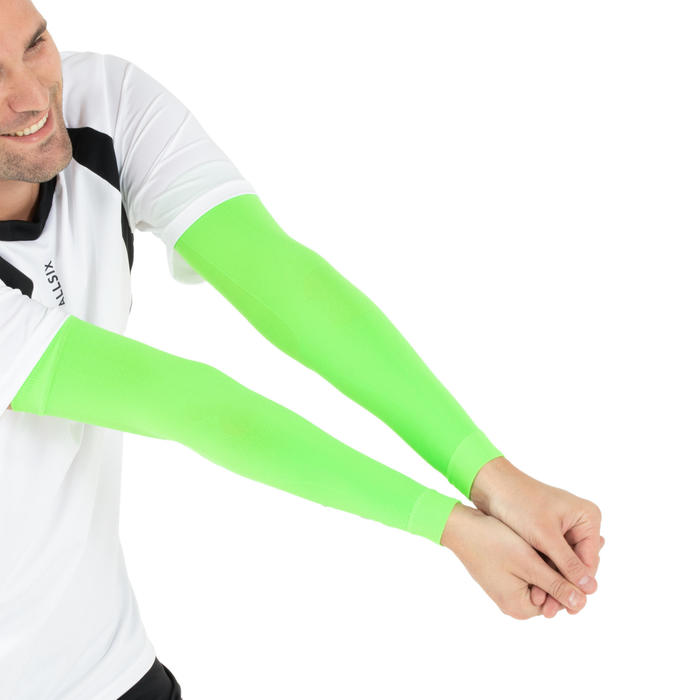 Arm sleeves voor volleybal VAP500 groen