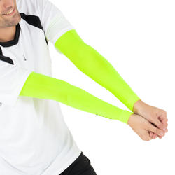 Arm sleeves voor volleybal VAP500 geel