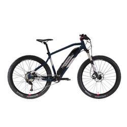 "Elektrische mountainbike voor dames E-ST 500 blauw 27.5"""
