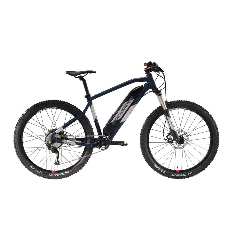 "Elektrische mountainbike voor dames E-ST 500 27.5"" blauw"