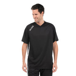 Maillot de volley-ball V100 homme noir
