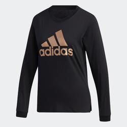 TS manches longues Adidas noir