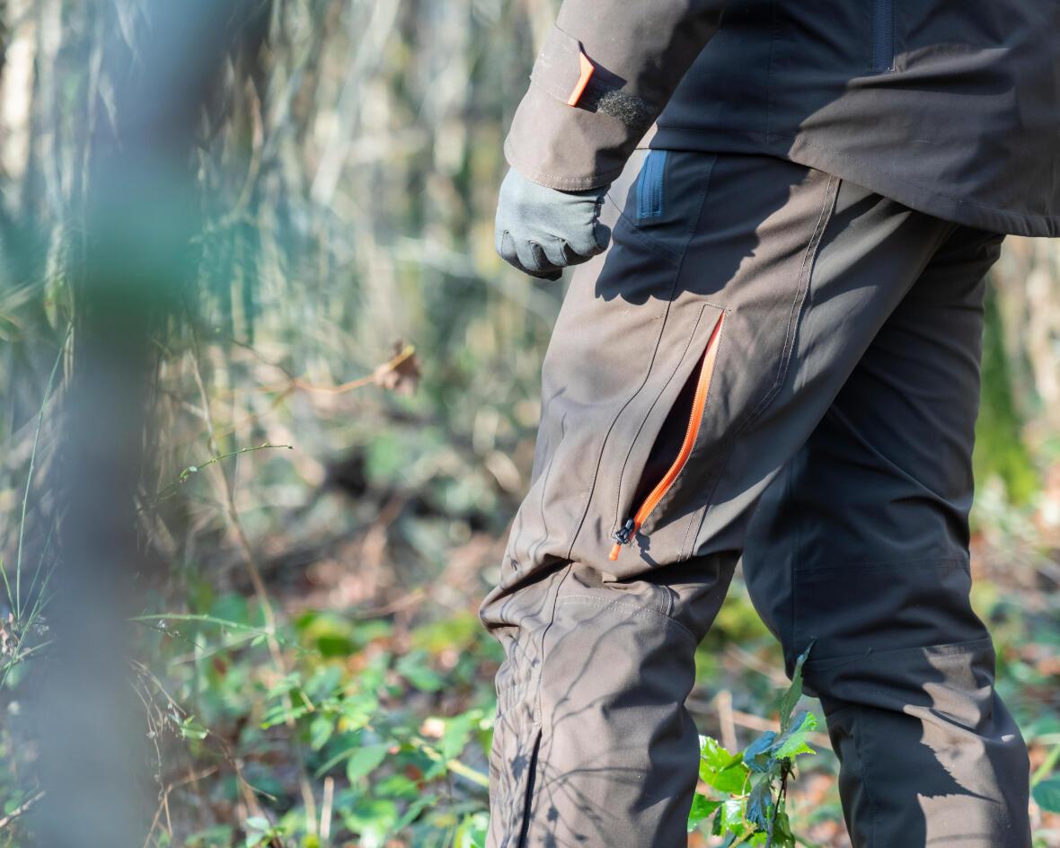 Un pantalon de chasse idéal pour le chasseur de bécasse