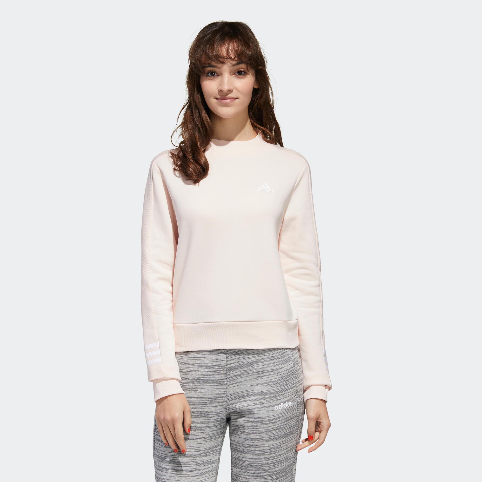 Bluză ADIDAS roz damă