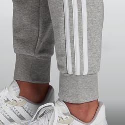 Pantalon Adidas Slim Femme Gris