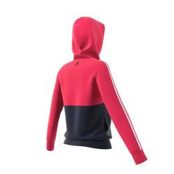 Sweat à Capuche Adidas Femme Rose