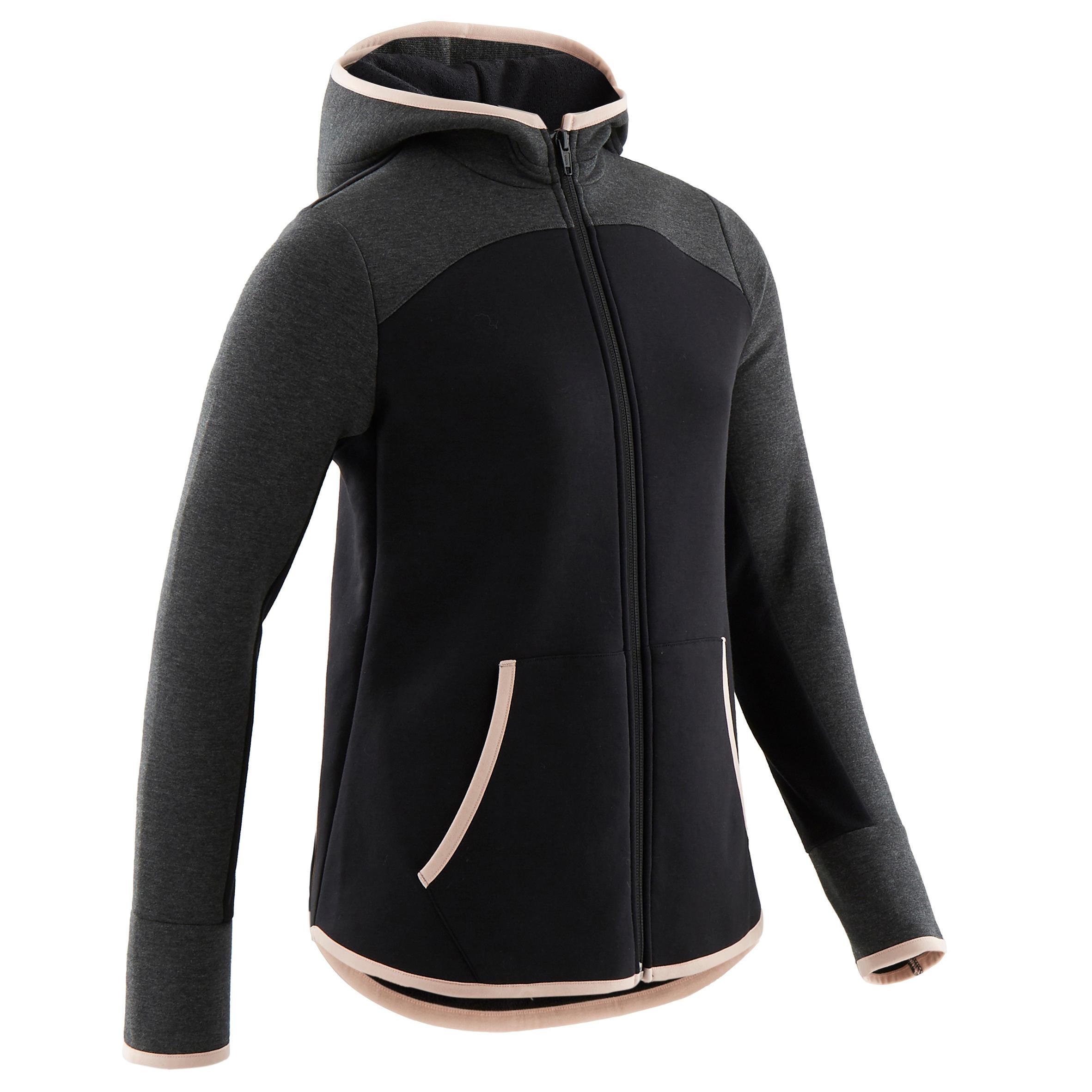 Jachetă W3 500 gri băieți la Reducere poza