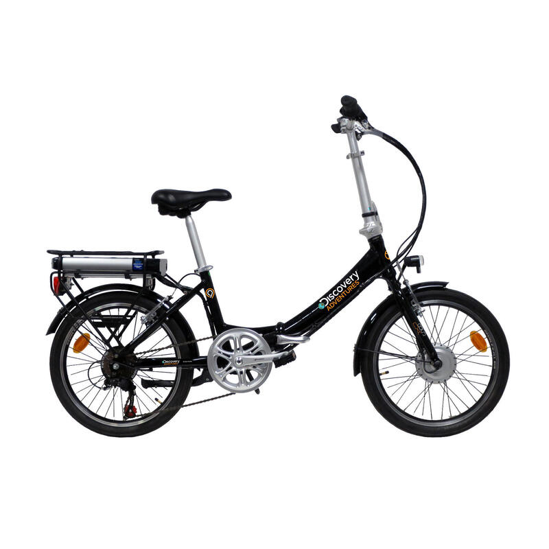 Bicicleta eléctrica plegable E2000