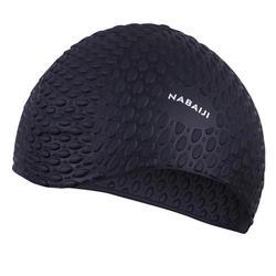 泳帽CN BUBBLE黑色