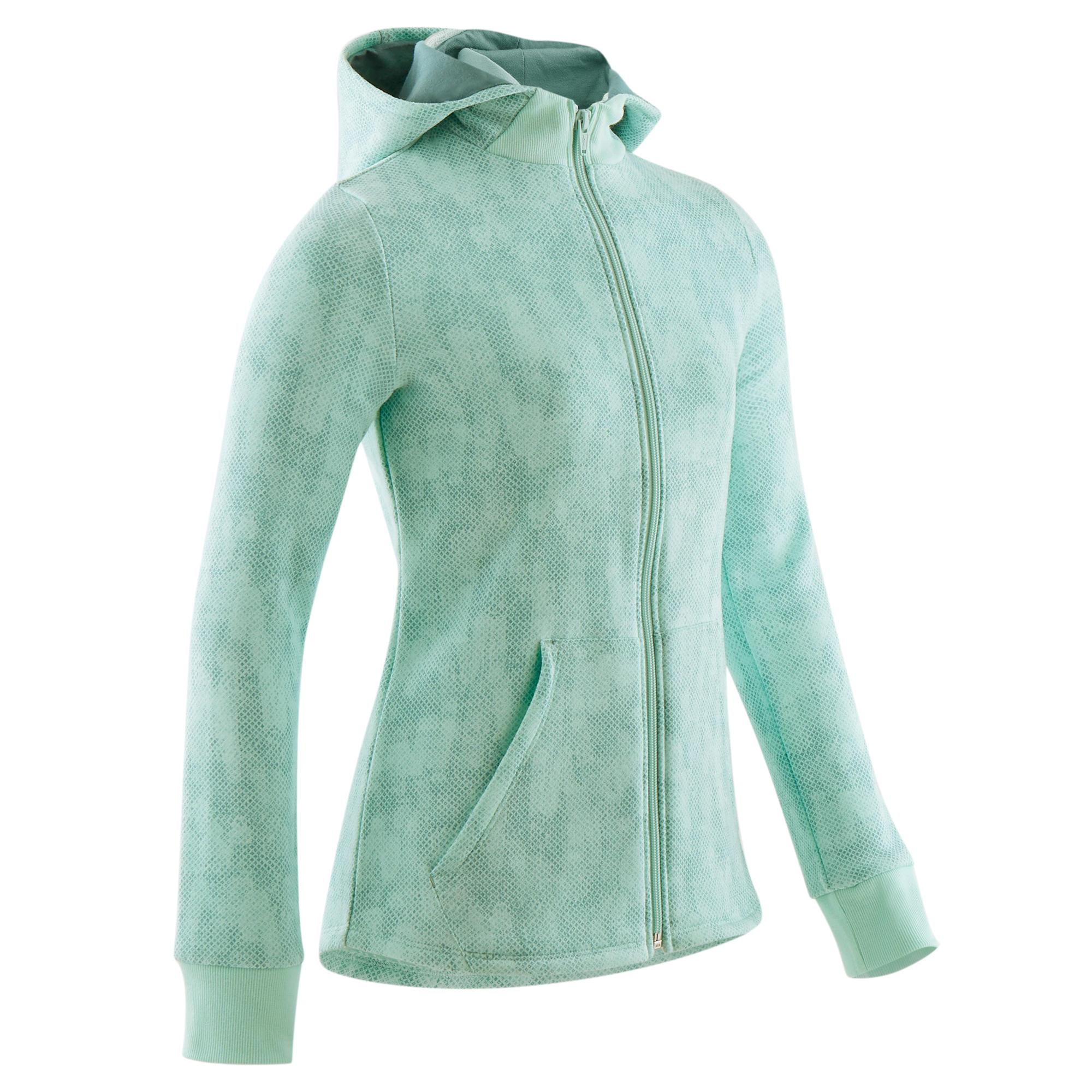 Jachetă cu glugă 100 fete imagine