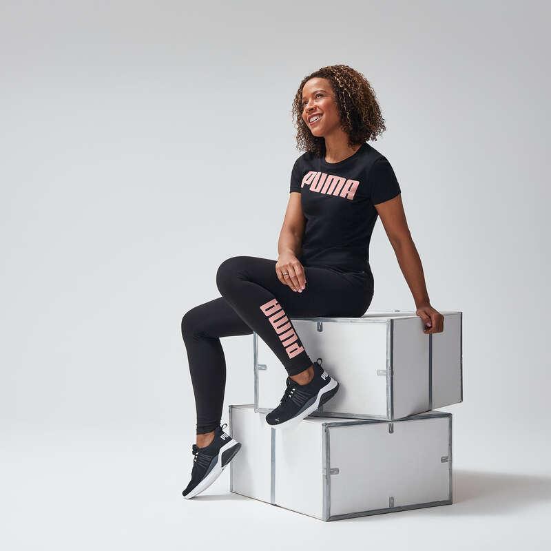 NŐI PÓLÓ, LEGGING, RÖVIDNADRÁG Fitnesz - Női legging Puma  PUMA - Fitnesz