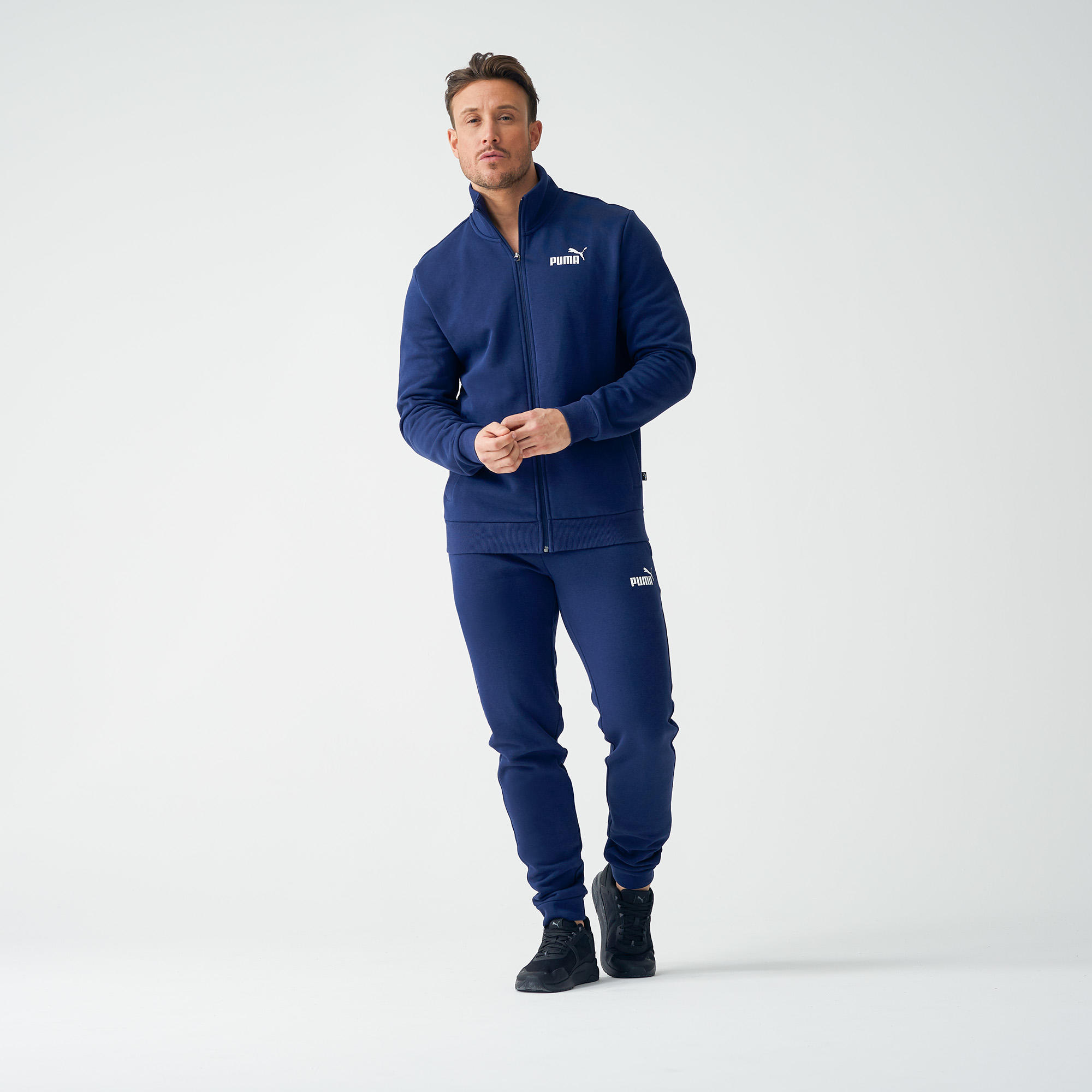 Trening PUMA albastru bărbați imagine
