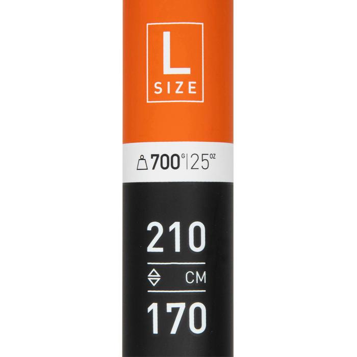 SUP peddel carbon en glasvezel | 500 verstelbaar van 170-210 cm L | Itiwit