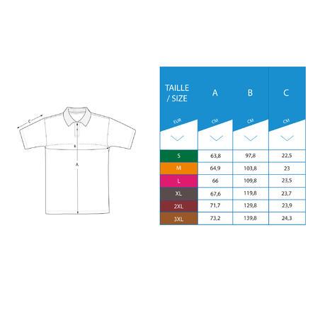 """Vīriešu golfa polo krekls """"Basic"""", pelēks"""