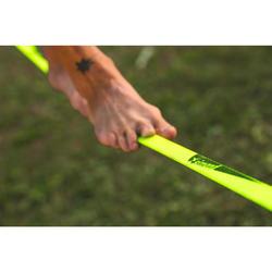 Slackline 15 meter groen