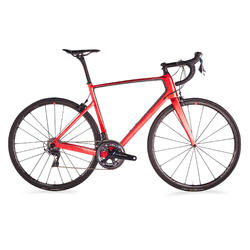 Racefiets EDR CF Dura Ace rood
