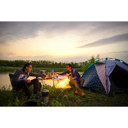 EASY CAMPING TENT ARPENAZ - FRESH&BLACK - 3 PERSON