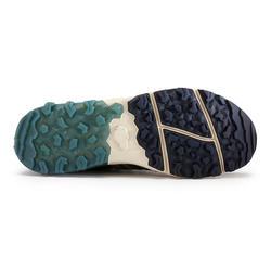 Waterdichte nordic walking schoenen NW 580 Flex-H blauw