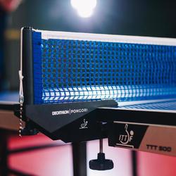 POTEAUX ET FILET DE TENNIS DE TABLE TTPN 900 ITTF