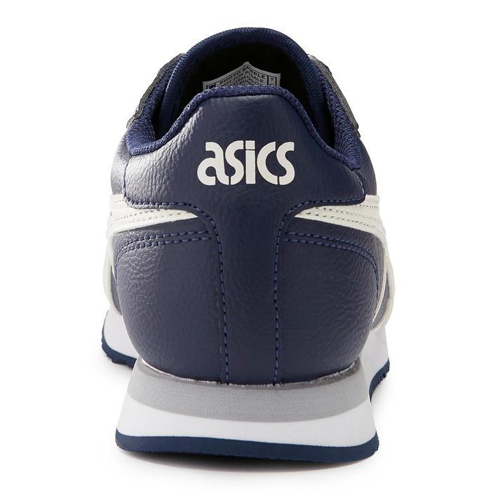 Sneakers voor sportief wandelen dames Tiger marineblauw