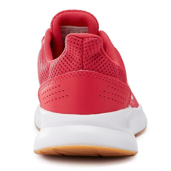 Chaussures marche enfant Adidas Falcon rose