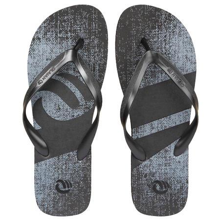 Men's Flip-Flops 120 - Denim Black