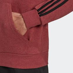 Sweat à Capuche Adidas Homme Rouge