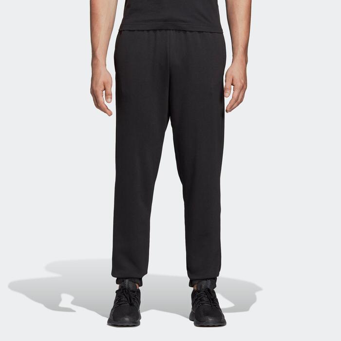Pantalon Adidas Regular Homme Noir