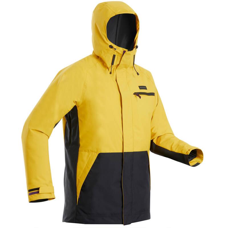 BEGINNER MEN SNOWBOARD EQUIPMENT Snowboarding - SNOWBOARDOVÁ BUNDA 100  DREAMSCAPE - Snowboardové oblečení a doplňky