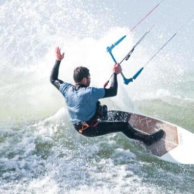 Kitesurf spots in Nederland
